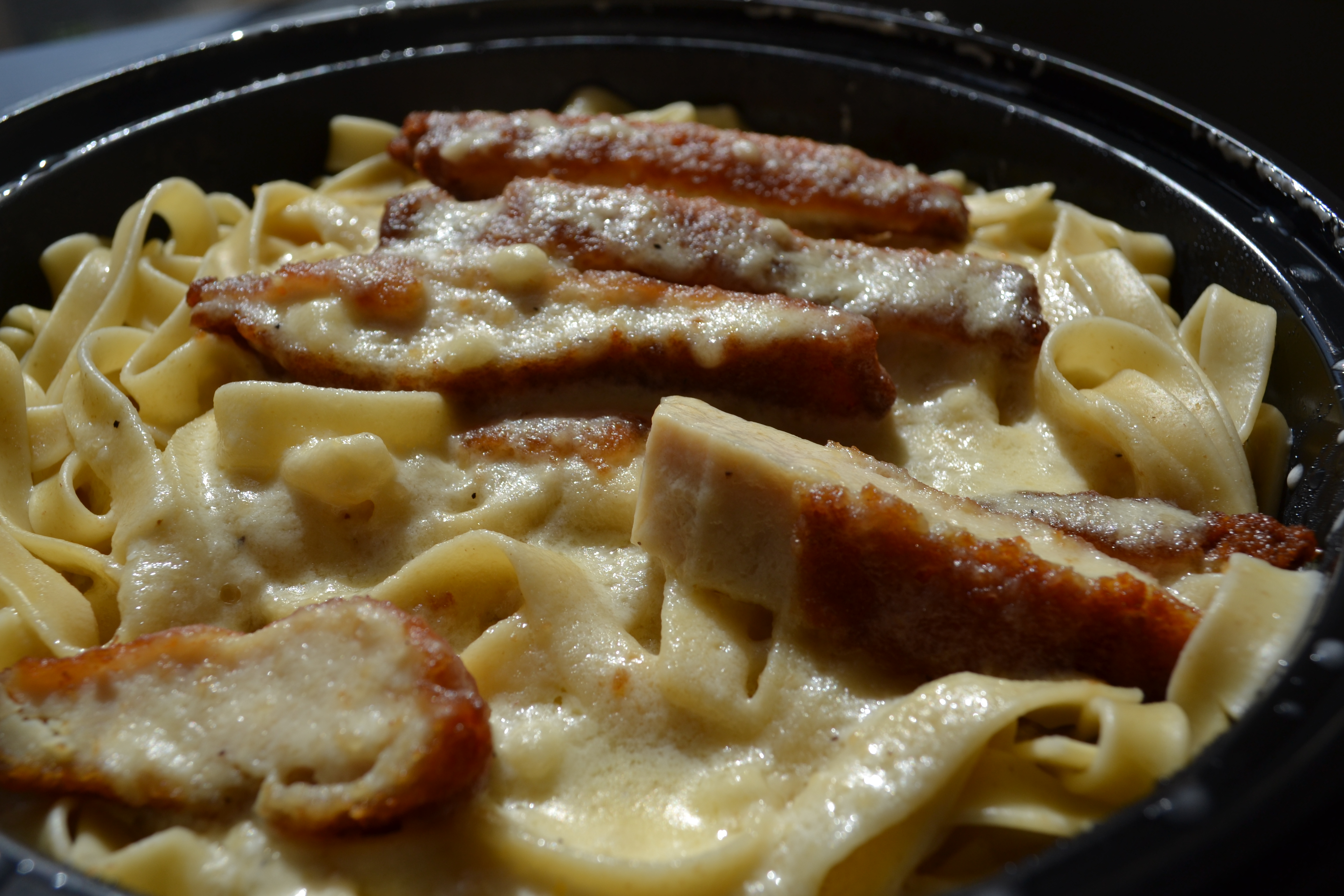 Day 7 – Alfredo Sauce Time!   49 Days of Pasta